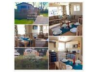 CARAVAN 4 LET NEWQUAY CORNWALL ALL FAC PARK FISHING BEACHES CLOSE BY FAMILY ATTRACTIONS ETC
