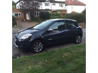 2012 62 RENAULT CLIO DYNAMIQUE TOMTOM 16V 33,000 miles NEW MOT F/SERVICE HISTORY EXCELLENT CONDITION