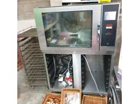 Mono Eco Touch oven with steaM FULL WORKING ORDER
