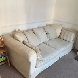 Tetrad Vivaldi Grand 4-Seater Sofa **£1,900 to buy new**