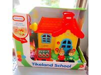 Little tikes tikeland school toy 18+