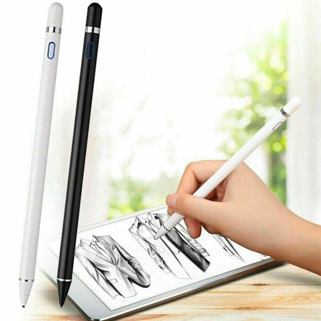 Digital Active Stylus Pen Pencil für Apple iPad Wiederaufladbar Fine Tip 1.5mm