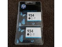 8 Original HP 934/ HP935 2 x Cyan 2 x Black 2 x Yellow 2 x Magenta