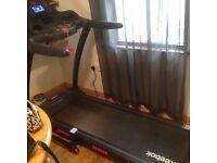 New reebok treadmill for sale