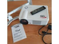 ABIS LED C11P PROJECTOR with built in Freeview
