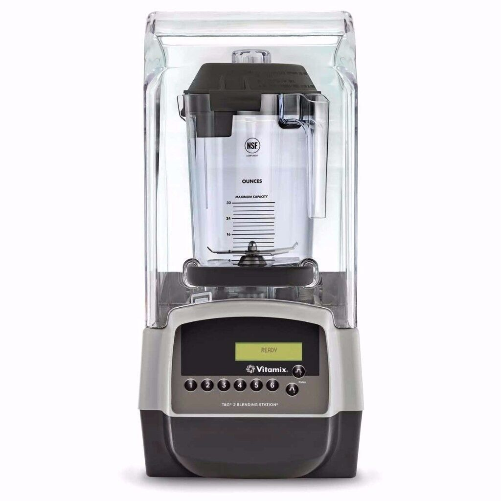 Vitamix Touch and GO 2 Blending Station T&G2 - commercial blender RRP £1189