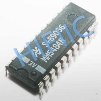 1pcs Mm5484n 16-segment Led Display Driver Dip22