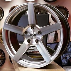 $499 Cash For 4 New 18 Inch Wheel @Zracing 905 673 2828 Rims Honda Mazda Hyundai Nissan Kia Clearance sale 18 Inch Wheel