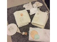 Babies r us cot bedding set with nursery accessories