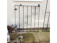 Half size garden gate for sale