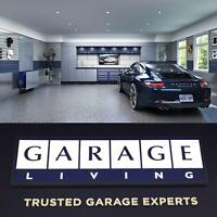Installer Needed To Start ASAP For Garage Renovation Company