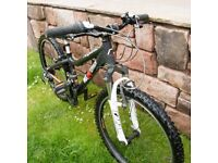 Ridgeback MX24 bike. Great condition. 24 Inch Wheels - Front Suspension (8-13yrs) RRP £299