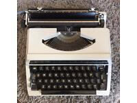 secondhand typewriter