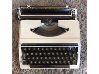 secondhand typewriter