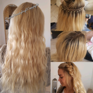 Hair Extension Technician Weft Weave For Sale