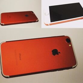 iPhone 6 16 GB *iPhone 7 Style Red! Unlocked