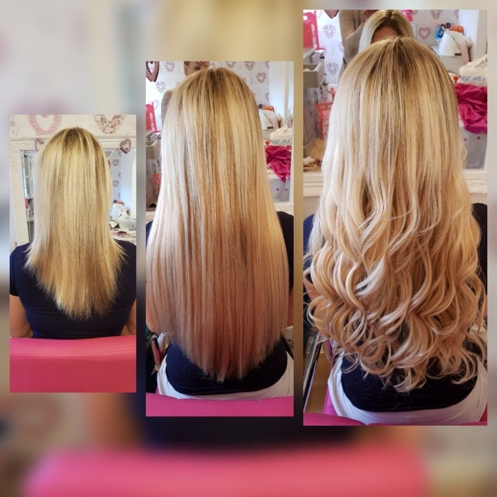Hair extensions reusable 100 brazilian remy 5aaaaa fusion image 1 of 9 pmusecretfo Images