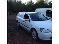 *** Vauxhall astravan 1.7 2006 swap px car van ***