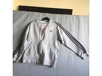 Adidas hooded sweatshirt
