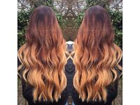 Hair extensions - 9 years experience