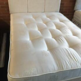 Double orthopaedic mattresses