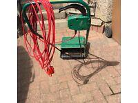 Scarifier Lawn Rake