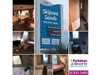 Skipsea Sands Caravan to Hire, 3 Bedroom / 8 Berth Caravan Near Bridlington East Yorkshire