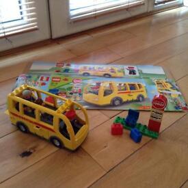 Lego Duplo Bus 5636