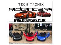 Open Mon & Tues 11 To 7.30, Wed Closed, Largest Selection Of Ride-On Cars From £100