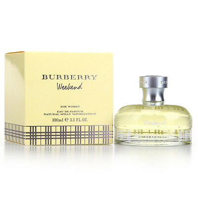 WEEKEND by Burberry * Perfume for Women * 3.3 / 3.4 * edp * NEW IN BOX