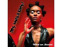 Soul backing vocalist for original Funk/Soul/Retro-Pop band