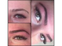 Microblading by proffesional permanent make up artist