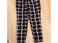 Top shop trousers size 10