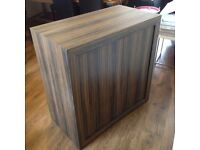 Shop Counters - Solid Italian made Quality Zebra Wood Counter Units!