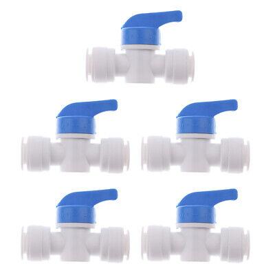 Wasser-umkehr-osmose-system (5Pcs 1/4