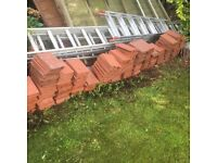 Discounted on 11 june, Rosemary clay roof tiles in good condition