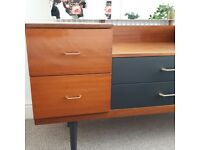 REDUCED! Stunning Retro 1960s Dressing table