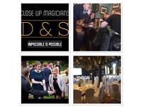 D&S close up magicians