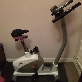 DKN AM-6I EXERCISE BIKE - almost new