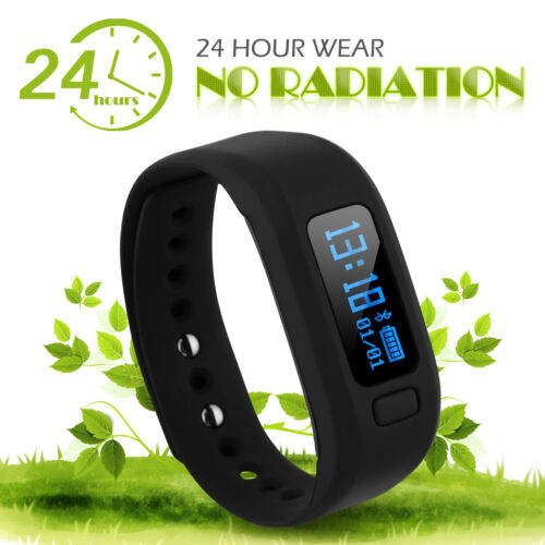 OLED Bluetooth Smart Watch Wristband Bracelet Pedometer Activity Fitness Tracker