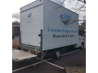 Leeds based Removals Van - Man and Van or 1 to 2 men 7 days a week House removals small moves