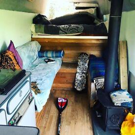 Lovely Mercedes LWB Converted Camper