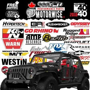 www.motorwise.ca | Jeep Wrangler Parts JL, JK, TJ & more | Top Brands | Free Shipping | Shop & Order Today