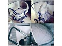 Joolz Day Pram and Pushchair with accessories