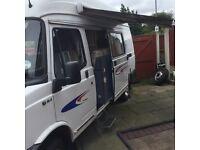 Convoy LDV Campervan