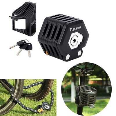 Rugged and Durable Standard Cable Lock for Bicycle KNOG Party Combo