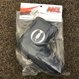 BRAND NEW Carnoustie 147th Open 2018 Golf Putter headcover RRP £25