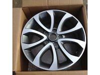 "4 x 17"" Genuine Nissan Juke Alloy Wheels / Alloys - BRAND NEW IN BOX"