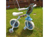 Frozen 2in1 child's bike