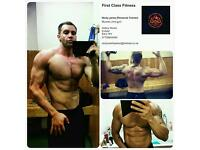 Personal Trainer available from First Class Fitness **Special Discounted Price**